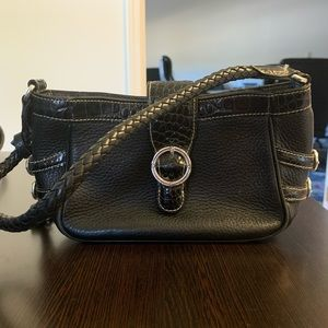 Vintage Brighton black purse